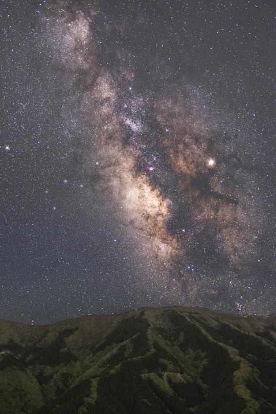 ナメゴ谷の銀河